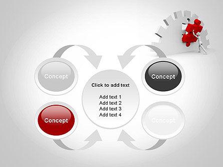 Making Process Improvement PowerPoint Template Slide 6