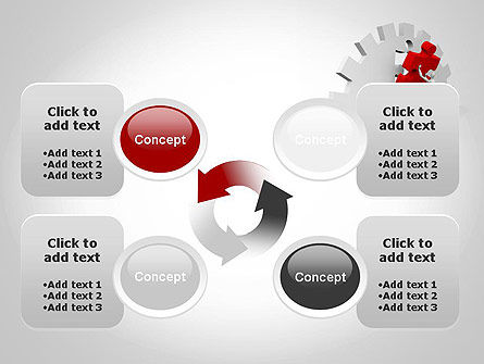 Making Process Improvement PowerPoint Template Slide 9