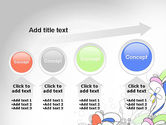 Color Abstraction PowerPoint Template#13