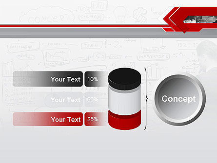 Business Presentation Concept PowerPoint Template Slide 11