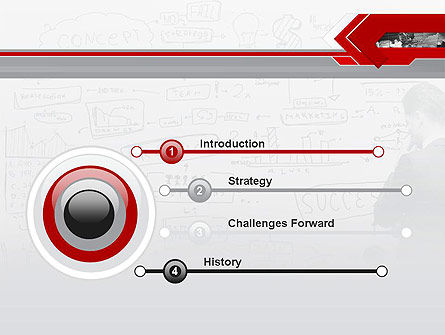 Business Presentation Concept PowerPoint Template, Slide 3, 11821, Business — PoweredTemplate.com