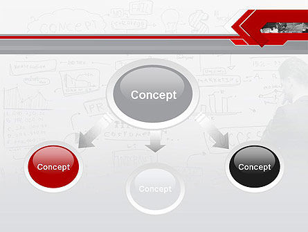 Business Presentation Concept PowerPoint Template, Slide 4, 11821, Business — PoweredTemplate.com