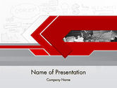 Business: Business Presentation Concept PowerPoint Template #11821