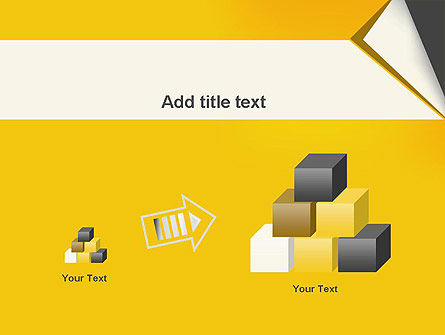 Folded Paper PowerPoint Template Slide 13