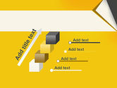 Folded Paper PowerPoint Template#14