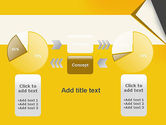 Folded Paper PowerPoint Template#16