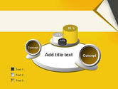 Folded Paper PowerPoint Template#6