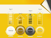 Folded Paper PowerPoint Template#7