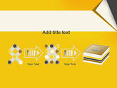 Folded Paper PowerPoint Template#9