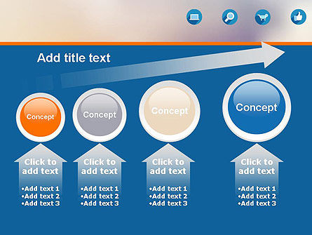 Online Shop Presentation PowerPoint Template Slide 13