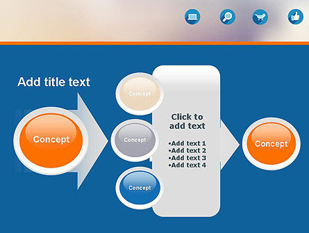 Online Shop Presentation PowerPoint Template Slide 17