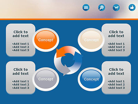 Online Shop Presentation PowerPoint Template Slide 9