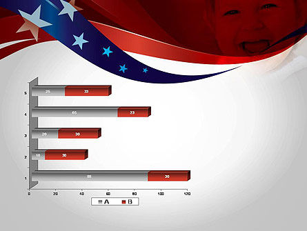 Red White and Pure PowerPoint Template Slide 11