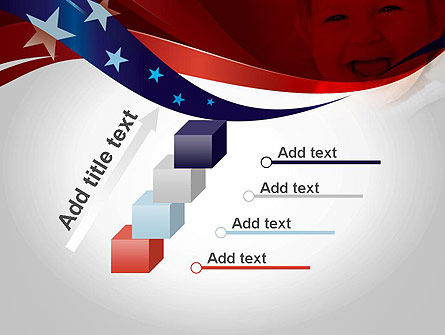 Red White and Pure PowerPoint Template Slide 14