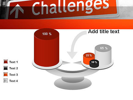 Challenges PowerPoint Template Slide 10