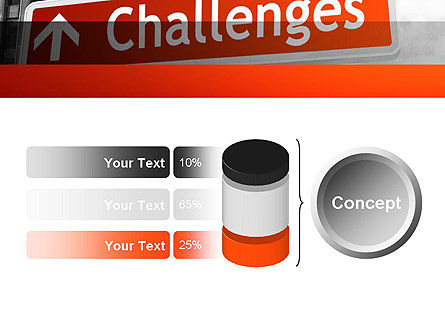 Challenges PowerPoint Template Slide 11