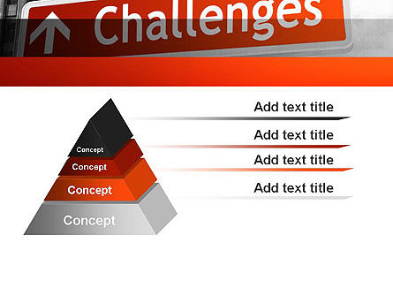 Challenges PowerPoint Template Slide 12