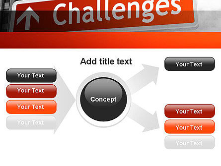 Challenges PowerPoint Template Slide 14