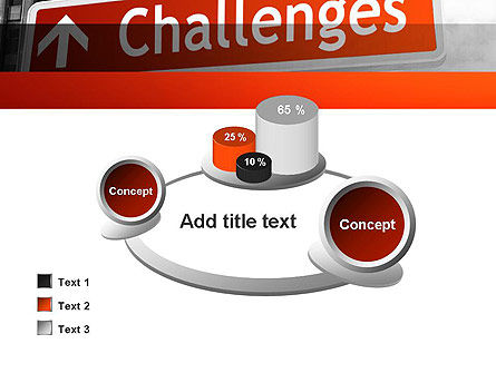 Challenges PowerPoint Template Slide 16