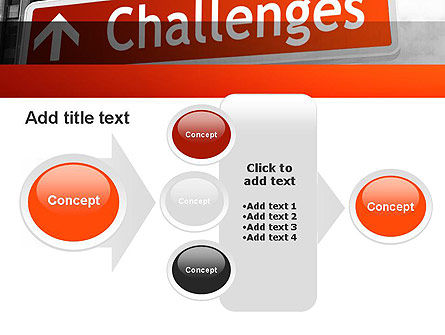Challenges PowerPoint Template Slide 17