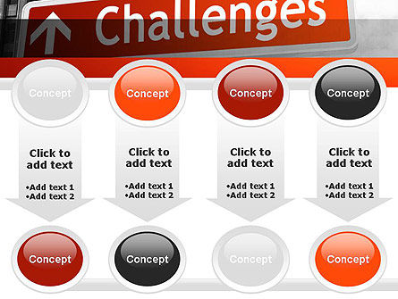 Challenges PowerPoint Template Slide 18