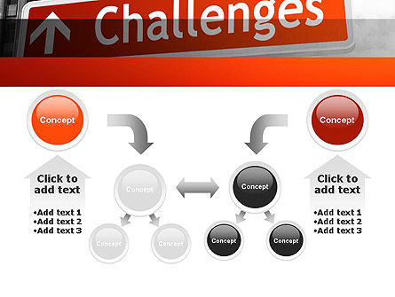 Challenges PowerPoint Template Slide 19