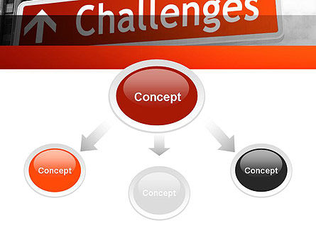 Challenges PowerPoint Template Slide 4