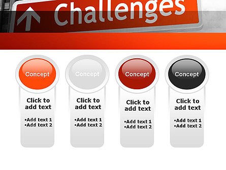 Challenges PowerPoint Template Slide 5