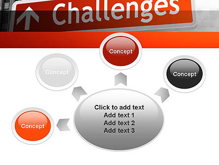 Challenges PowerPoint Template Slide 7