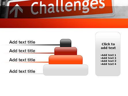 Challenges PowerPoint Template Slide 8