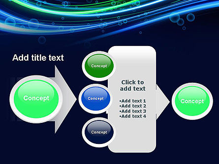 Deep Ocean Theme PowerPoint Template Slide 17