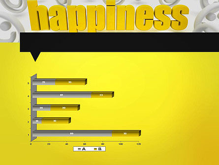 Happiness is a Choice PowerPoint Template Slide 11