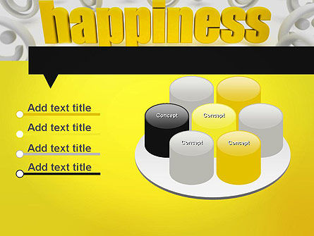 Happiness is a Choice PowerPoint Template Slide 12