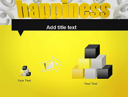 Happiness is a Choice PowerPoint Template Slide 13