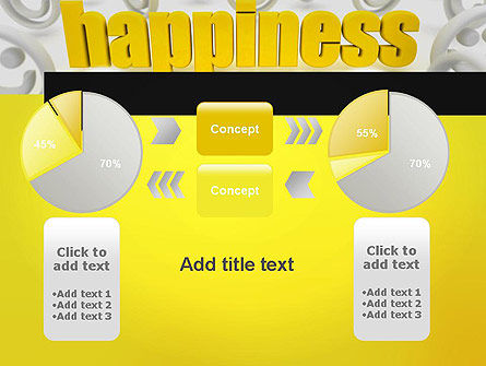 Happiness is a Choice PowerPoint Template Slide 16