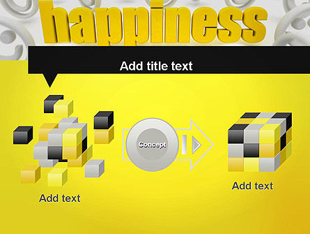 Happiness is a Choice PowerPoint Template Slide 17