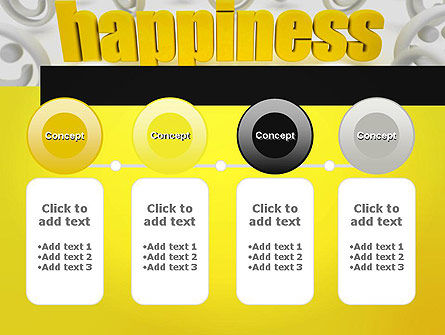 Happiness is a Choice PowerPoint Template Slide 5