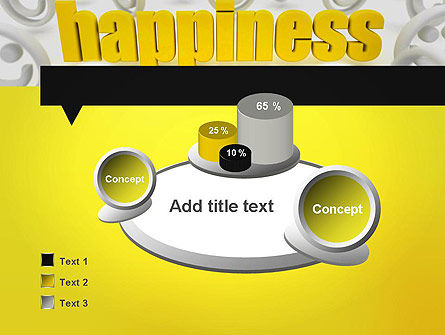 Happiness is a Choice PowerPoint Template Slide 6
