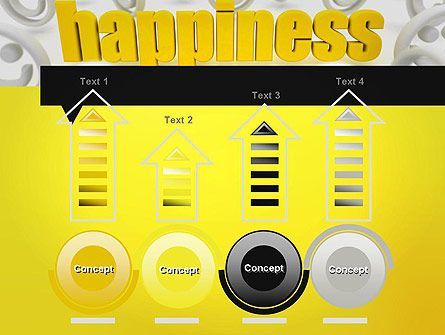 Happiness is a Choice PowerPoint Template Slide 7