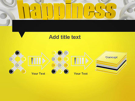 Happiness is a Choice PowerPoint Template Slide 9