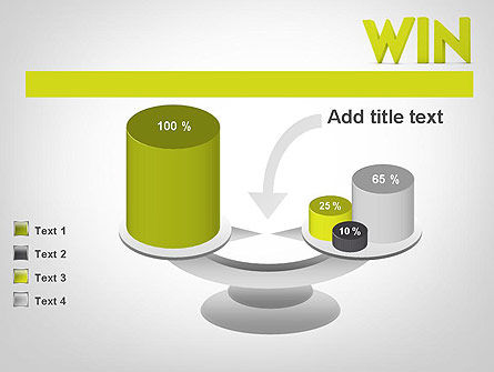 Word WIN PowerPoint Template Slide 10
