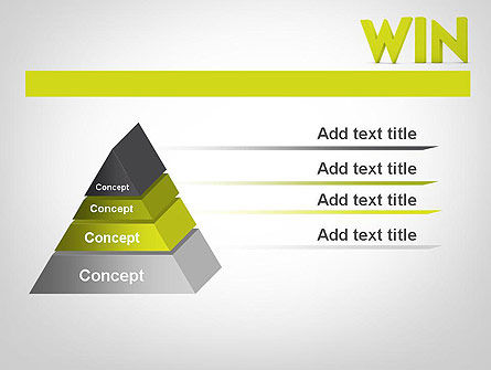 Word WIN PowerPoint Template Slide 12