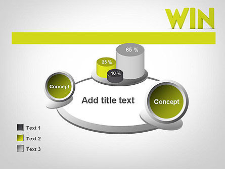 Word WIN PowerPoint Template Slide 16