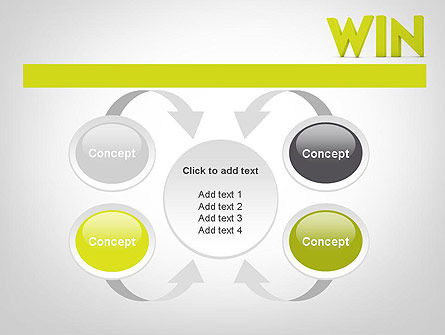 Word WIN PowerPoint Template Slide 6
