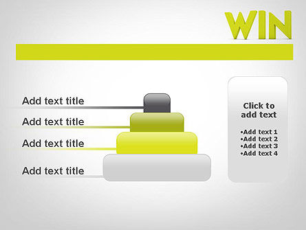 Word WIN PowerPoint Template Slide 8