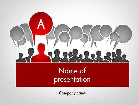 Customer Experience PowerPoint Template, 11842, Careers/Industry — PoweredTemplate.com