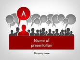 Careers/Industry: Klantenervaring PowerPoint Template #11842