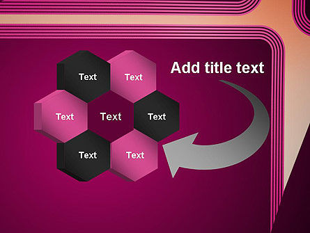 Fantasy in Plum Color PowerPoint Template Slide 11