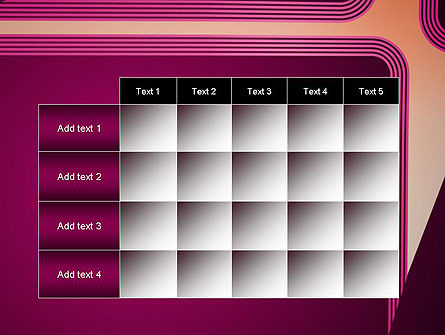 Fantasy in Plum Color PowerPoint Template Slide 15