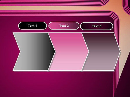 Fantasy in Plum Color PowerPoint Template Slide 16